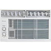 Frigidaire 8,000 BTU 115V Window-Mounted Mini-Compact Air Conditioner w/ Mechanical Controls, FFRA0811Q1