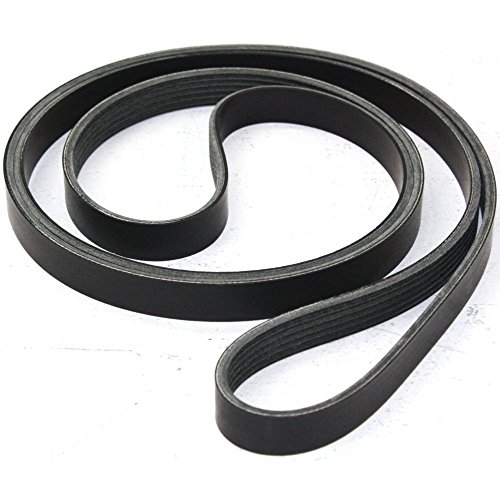 Chevrolet Blazer Belt Drive - Serpentine Belt compatible with Chevrolet Blazer 89-95 / Astro 96-05 Multiple Accessory 95.5 in. Effective L 0.82 in. Top W