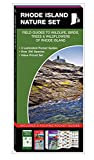 Rhode Island Nature Set: Field Guides to Wildlife, Birds, Trees & Wildflowers of Rhode Island