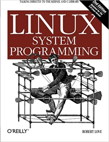 Linux System Programming 2ed