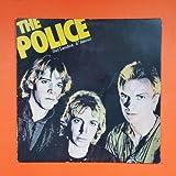 POLICE Outlandos D'Amour 1979 A&M SP 4753 SP 4753 LP Vinyl VG+ Cover VG+