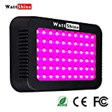 Cheap LED Growing Light 300W, Indoor Plants Growing Light Bulbs Hydroponics Plant Hanging Kit for Germination,Vegetative&Flowering