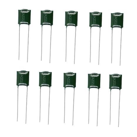 Sharplace Cubierta de Tono para Guitarra Eléctrica Clásica Condensador Piezas de Repuesto - Verde 2a333j,