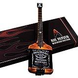 Axe Heaven MA-030 Electric Jack Daniels Miniature Bass Replica