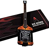 Axe Heaven MA-030 Electric Jack Daniels Miniature Bass Replica