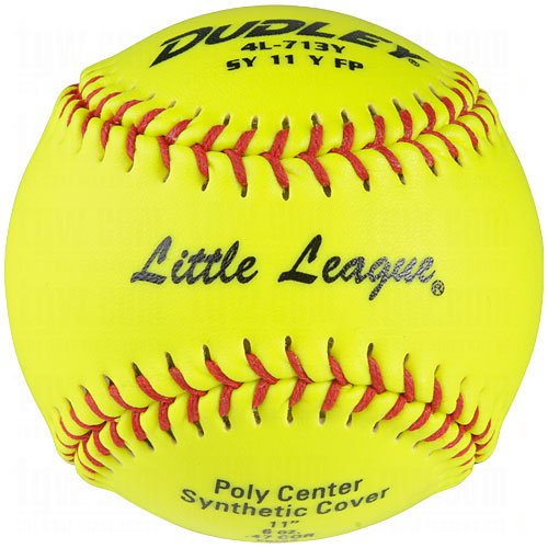 (Dudley Little League Fastpitch Synthetic Softball 11