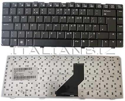 Teclado Layout americano para Notebook HP Pavilion DV6000
