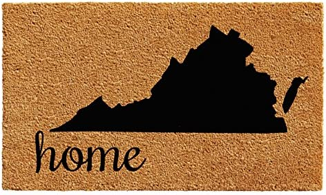Home More 102841830 Virginia Doormat 18 x 30
