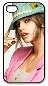 icasepersonalized Personalized Protective Case for iPhone 4/4S - Barbara Palvin Fashion Model