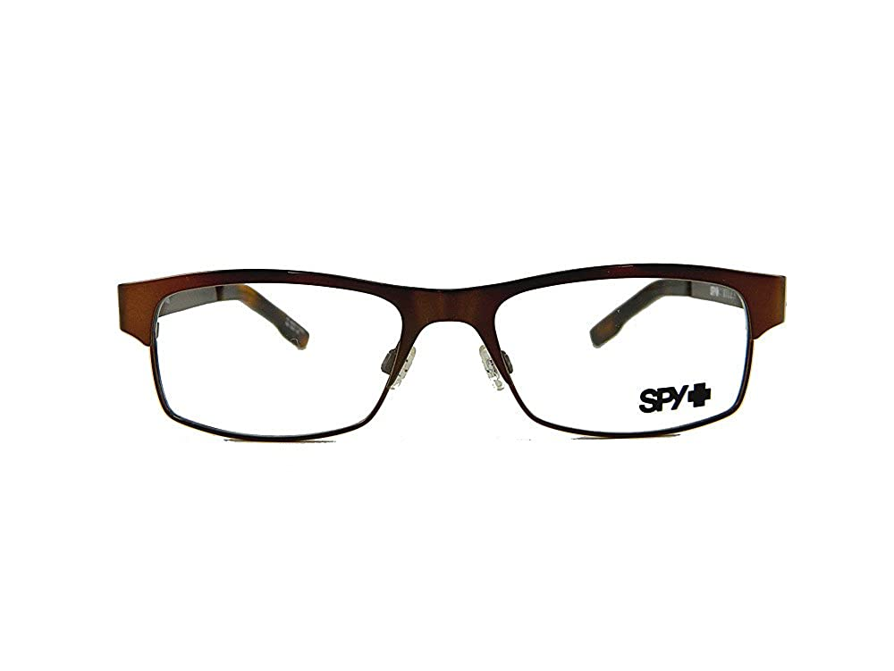 e23782d6de New Spy Optic Rx Prescription Eyeglasses With Spring Temples - Miles ( Chestnut) at Amazon Women s Clothing store