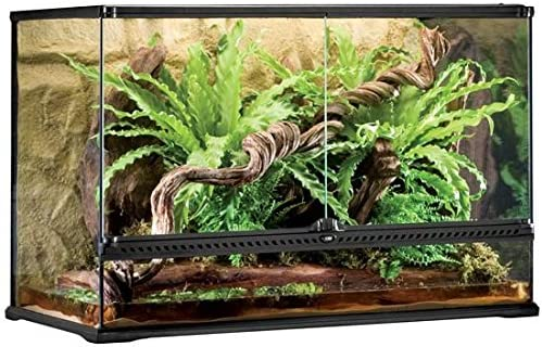 Exo Terra Allglass Terrarium (Large/Tall, 18x36x24)