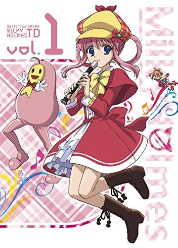 Animation - Tantei Kageki Milky Holmes Td Vol.1 [Japan DVD] PCBX-51621