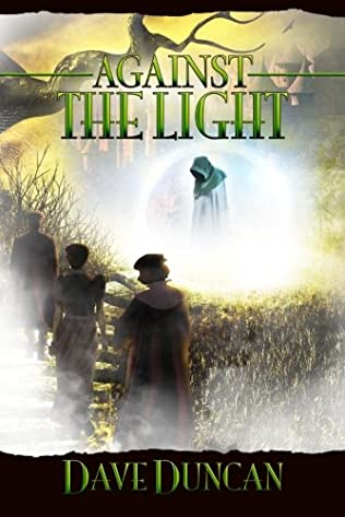 book cover of Against the Light