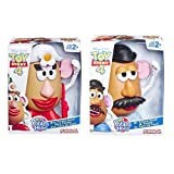 Toy Story 4 E3069EU4 Mr Classic Mr & Mrs Potato Head-Set of 2, Multi