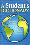 A Students Dictionary, The Dictionary Project, 0974529281