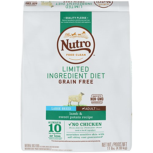 limited ingredient diet breed dry