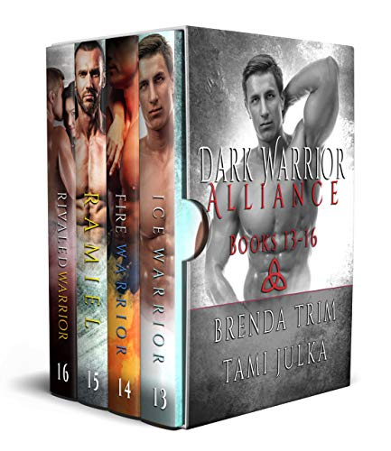 Dark Warrior Alliance Boxset Books 13-16 (16 Series Trim)