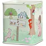 Belle and boo birthday surprise money tin