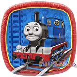 Thomas and Friends Large Paper Party Plates (8ct)