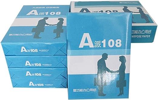 KIMIBen A4 Papel para Impresora Oficina de Papel A4 electrostática ...