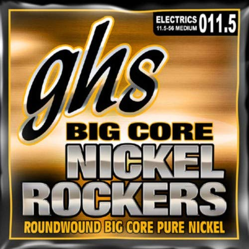 GHS Nickel Rockers Big Core Medium