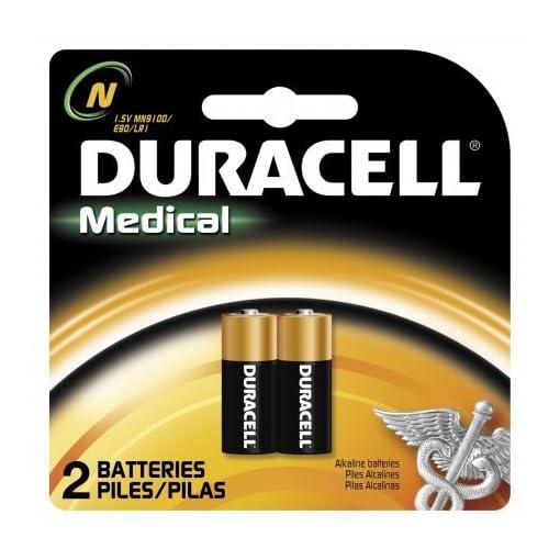 Duracell Alkaline 1.5V Battery, Size N