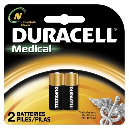 Price comparison product image Duracell MN9100/E90/LR1 Medical Battery 1.5 V Card 2 Size N