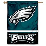 WinCraft Philadelphia Eagles Two Sided House Flag