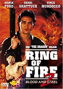 Amazon.com: Ring of Fire 2: Blood and Steel: Don 'The