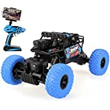 Goolsky JJR/C Q45 480P Camera WiFi FPV 2.4G 4WD RC Rock Crawler Off-Road Buggy Car