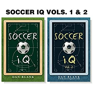 Soccer iQ (2 Book Series) Audiobook