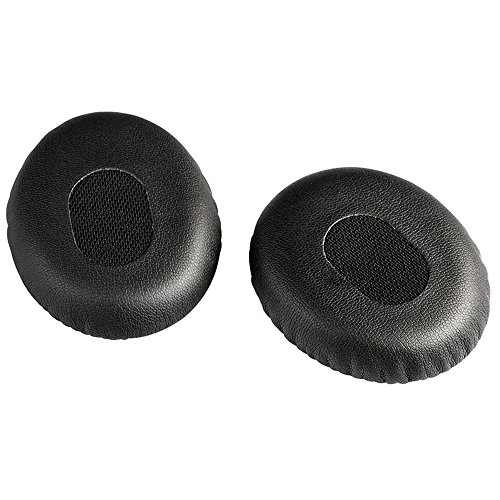 Bingle Earpads for Bose On-Ear OE/ OE1 QC3 Headphone - Replacement Memory Foam Ear Cushion Pads Earpads Ear Cups for Bose QuietComfort3 (1Pair Black)