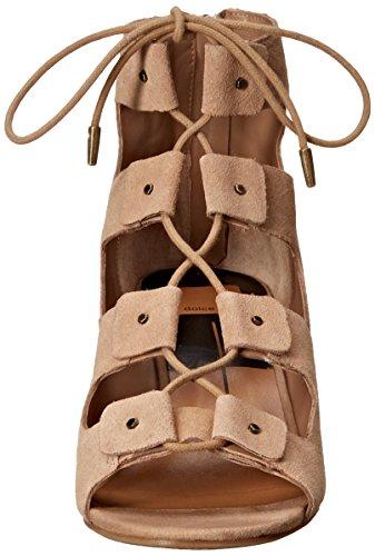 Dolce Vita Sandale Compensée Liane Femme Taupe