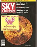 img - for Sky & Telescope; The Essential Magazine of Astronomy. Volume 86, Number 2, August 1993.. book / textbook / text book