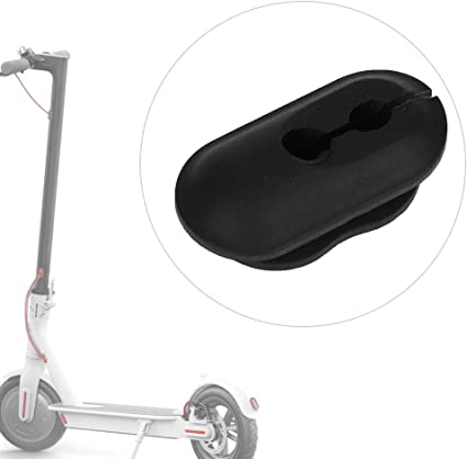 Details about  /Electric Scooter Foot Support Sleeve Silicone Foot Support Cover Accessorie E1I1