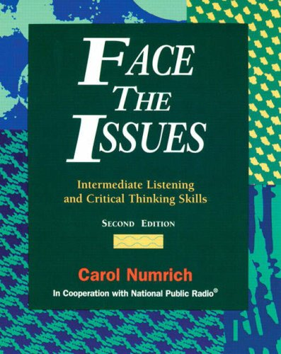 critical thinking the different faces of Face the issues: intermediate listening and critical thinking skills, third edition, by carol numrich, in cooperation with npr®, helps intermediate students develop critical thinking skills as they gain insight into american attitudes and values.