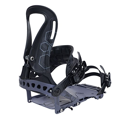 Spark R & D Surge Snowboard Bindings - Gray Medium by Spark R & D