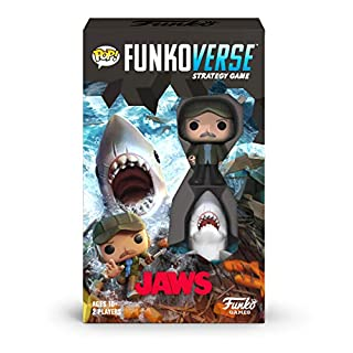 Funko Pop! Funkoverse: Jaws 100 Board Game