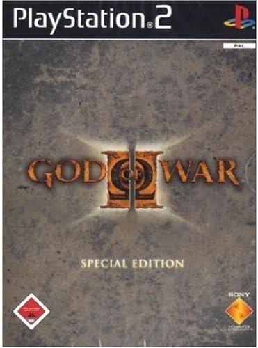 Sony God of War 2 - Special Edition PlayStation 2 vídeo - Juego ...