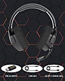 NUBWO G06 Wireless Gaming Headset for