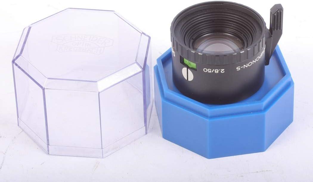 S 50MM F 2.8 ENLARGING Lens with CASE Schneider KREUZNACH COMPONON