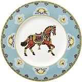 Villeroy & Boch Samarkand Aquamarin - Plato de ensalada (22 cm)