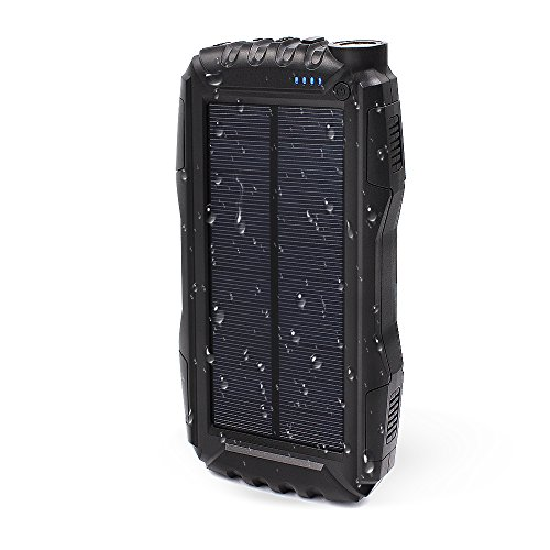 Survival Solar Charger - 9
