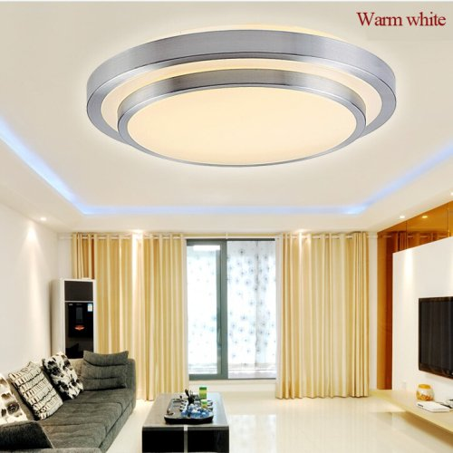 LightInTheBox Modern Round Flush Mount Led Ceiling Light