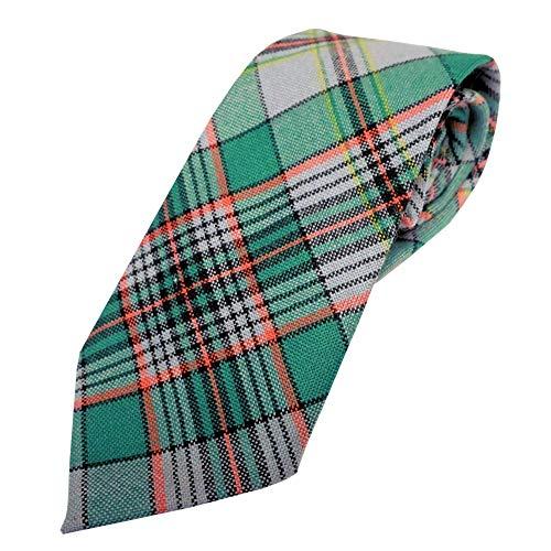 Ingles Buchan Mens Scottish Wool Tartan Tie Craig Ancient