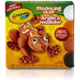 Crayola 57-0400 Modeling Clay New Color Asst. Toy