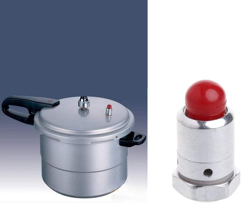 PENG Soupape de s/écurit/é /à Haute Pression 3//8Soupape de limitation en Aluminium pour Aliments 1 Bar 100kPa