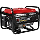 Duromax XP4000S 4000 Watt Gas Engine Portable Generator 50-State...