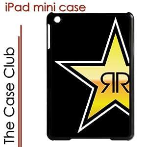 iPad Mini Black Protective Hard Case - Rockstar Energy