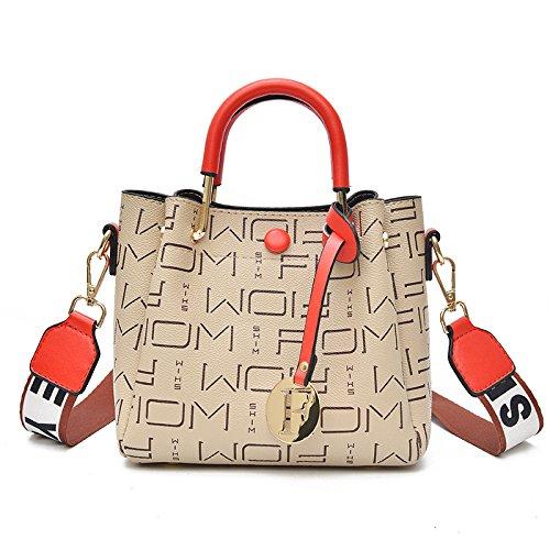 Mujer Verano Hombro Moda WXIN Bolsos Moda de Bag Mini Solo De Gules Inclinado Mini Mini Bolsillo 4EqFAaA